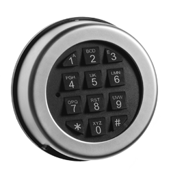 trezorová elektronická klávesnice AL2020