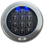 trezorová elektronická klávesnice AL3015