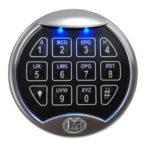 trezorová elektronická klávesnice PL3015